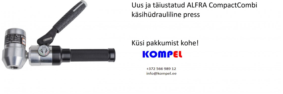 ALFRA Compact Combi 02050